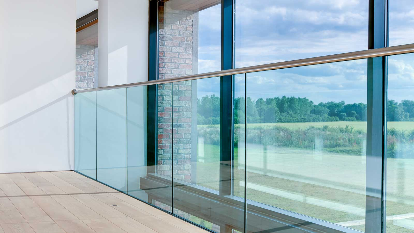 Residential Glass Balustrading Windsor