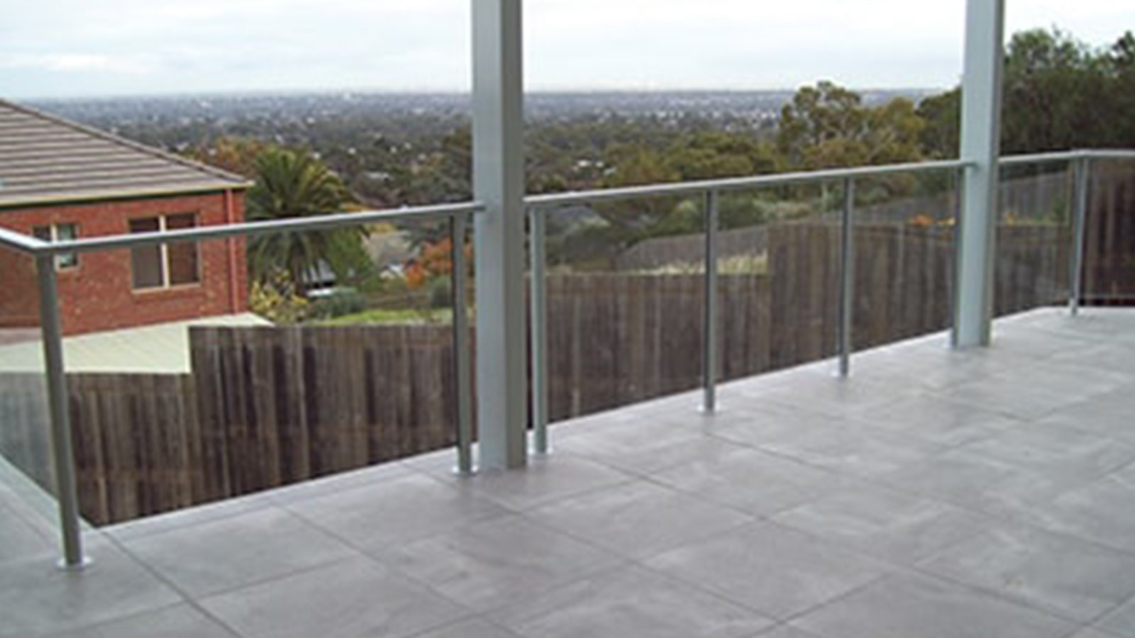 Residential Glass Pool Fencing Windsor